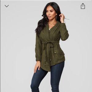 "Fashion nova ""my go to jacket"""